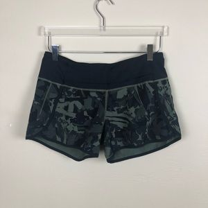 Lululemon | Pop Cut Fatigue Speed Short Rare